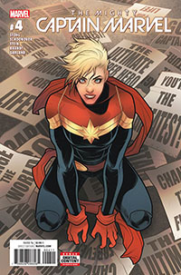 The Mighty Captain Marvel #4