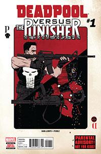 Deadpool vs. Punisher #1