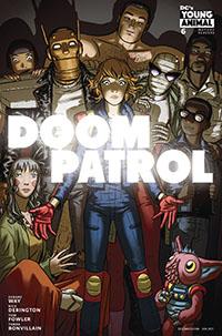 Doom Patrol #6