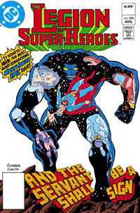 Legion of Super-Heroes #290