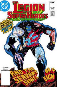 Legion of Super-Heroes #290