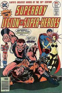 Legion of Super Heroes #221