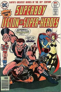 Legion of Super Heroes #221