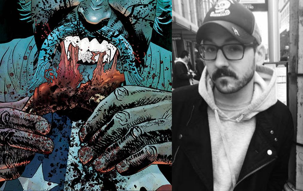Redneck #1 signing with Donny Cates