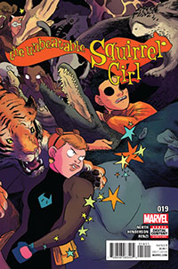 Unbeatable Squirrel Girl #19