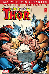 Thor by Walt Simonson