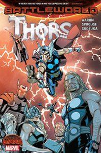 Thors (Secret Wars miniseries)