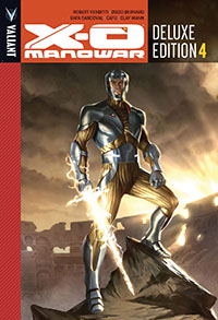 X-O Manowar Deluxe Edition Volume 4