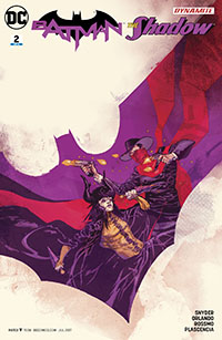 Batman/The Shadow #2