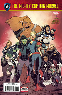 The Mighty Captain Marvel #5