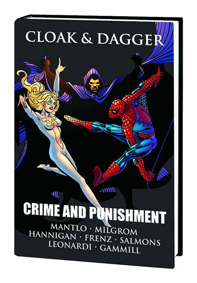 Cloak & Dagger: Crime and Punishment