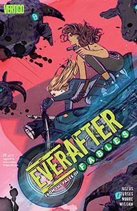 Everafter: From the Pages of Fables #9