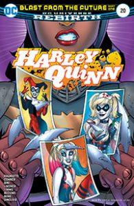 Harley Quinn #20