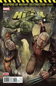 Totally Awesome Hulk #19