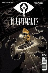 Little Nightmares #1