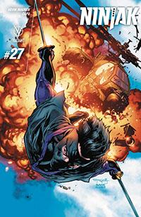 Ninjak #27