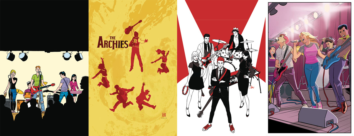 The Archies #1 Signing with Joe Eisma