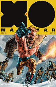 X-O Manowar #3