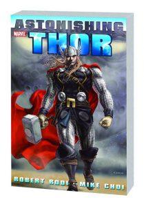 Astonishing Thor TPB