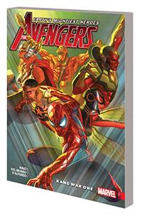 Avengers TPB Volume 1