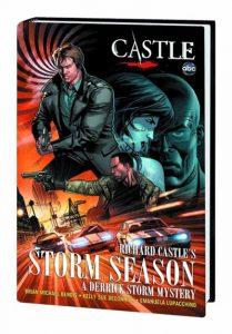 Castle: Storm Season TPB