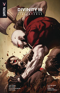 Divinity III: Heroes of the Glorious Stalinverse TPB