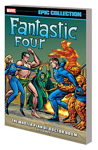 Fantastic Four: The Master Plan of Doctor Doom TPB