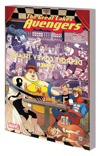 Great Lakes Avengers TPB Volume 1