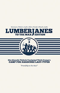Lumberjanes HC Volume 3