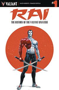 Rai: The History of the Valiant Universe