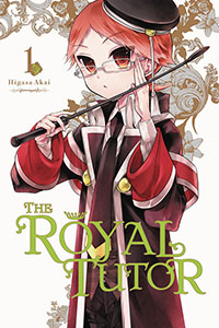 The Royal Tutor Volume 1