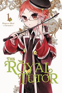 The Royal Tutor Volume 1