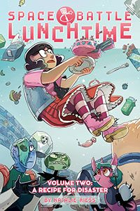 Space Battle Lunchtime TPB Volume 2