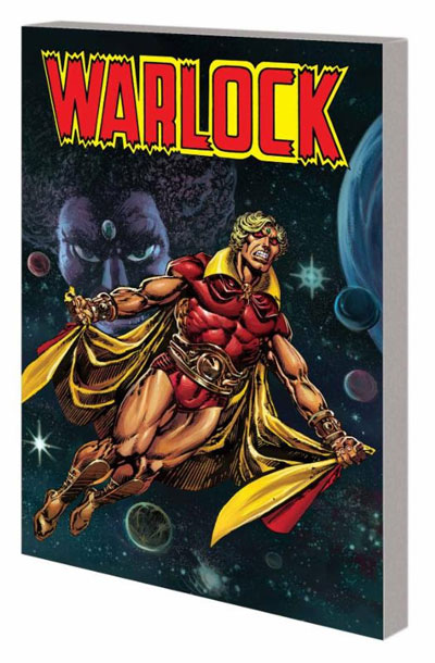 Warlock Complete Collection TPB