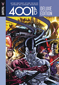 4001 AD Deluxe Hardcover
