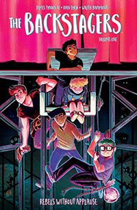 Backstagers Volume 1