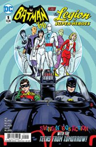 Batman '66 Meets the Legion of Superheroes