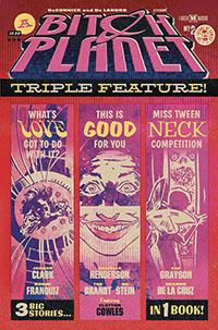 Bitch Planet Triple Feature #2