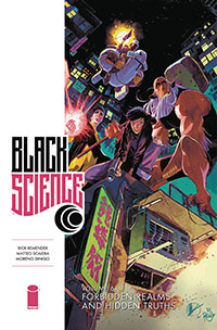 Black Science Volume 6