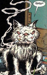 The Cat (Transmetropolitan)
