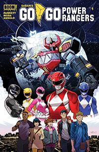 Go Go Power Rangers #1