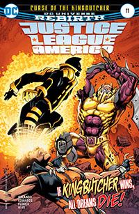Justice League of America #11