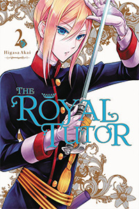 The Royal Tutor Volume 2