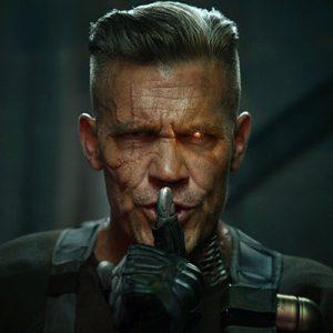 Josh Brolin as Cable in Deadpool 2