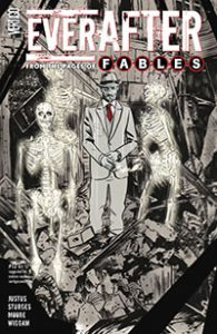Everafter: From the Pages of Fables #12