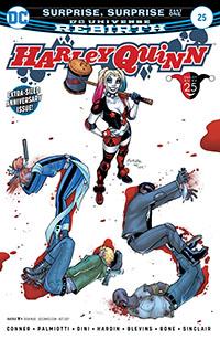 Harley Quinn #25