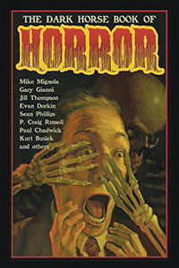 The Dark Horse Book of Horror HC