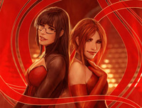 Lisa Williams and Allison Carter (Sunstone)