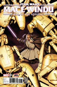 Star Wars: Mace Windu #1