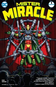 Book Club - Mister Miracle
